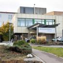 Haupteingang Alb-Donau Klinikum Ehingen